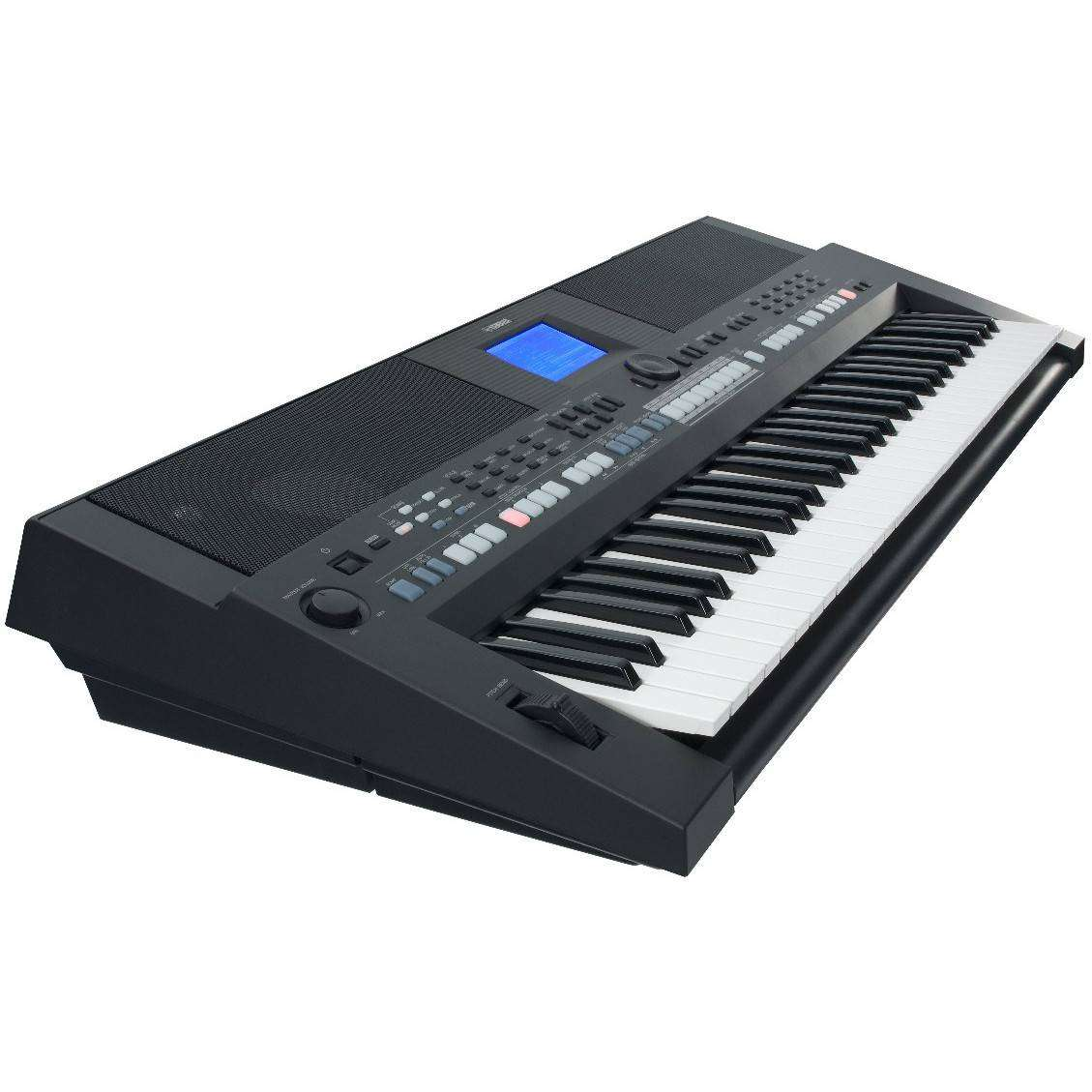 Yamaha PSR S650 - синтез. с автоак. 61кл/64гол. полиф/2х12Вт/865тембр/181стил/Pitch Band/USB/c БП