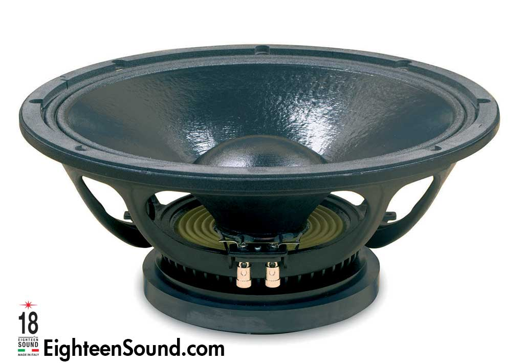 "EighteenSound 15W930/8 - 15"" динамик НЧ, 8 Ом, 800 Вт AES, 98dB, 50...5000 Гц"